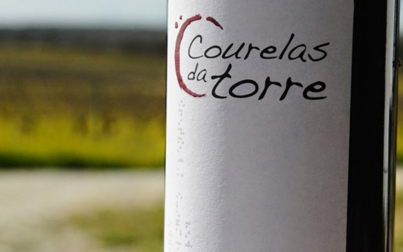 Courelas da Torre: the organic wine that wins gold in Germany